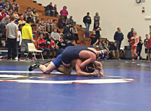 Logan Walker at Bluejay Challenge in Merrill *Photos Submitted