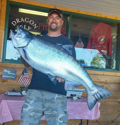 K D Salmon Tournament Cornell Wins K/D Salmo...